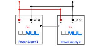 LUMUL : Connecting switching power supplies in parallel